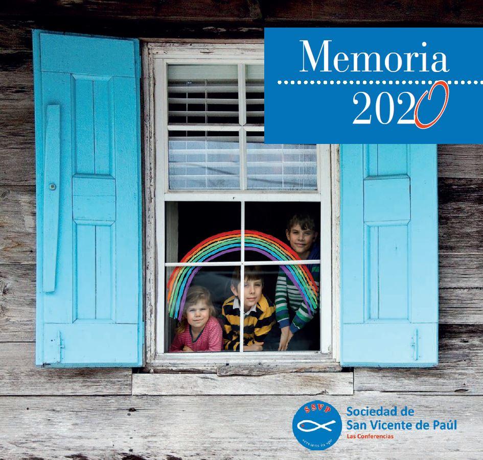 Memoria social 2020. SSVPE